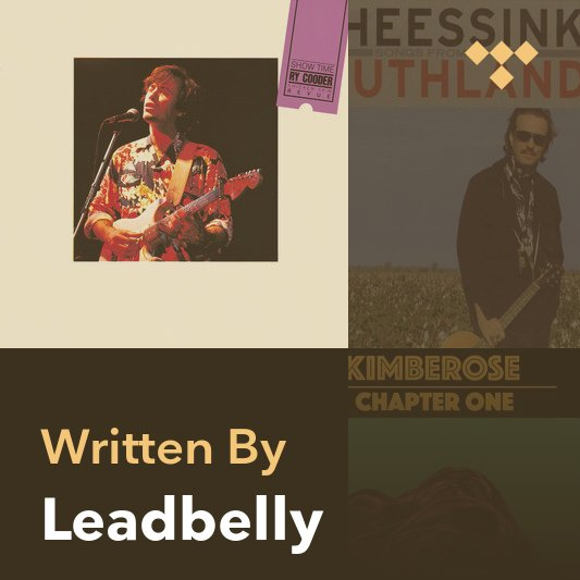 Songwriter Mix: Leadbelly