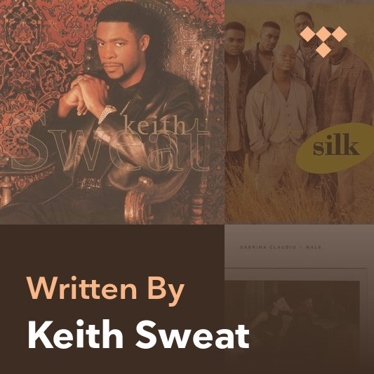 Songwriter Mix: Keith Sweat