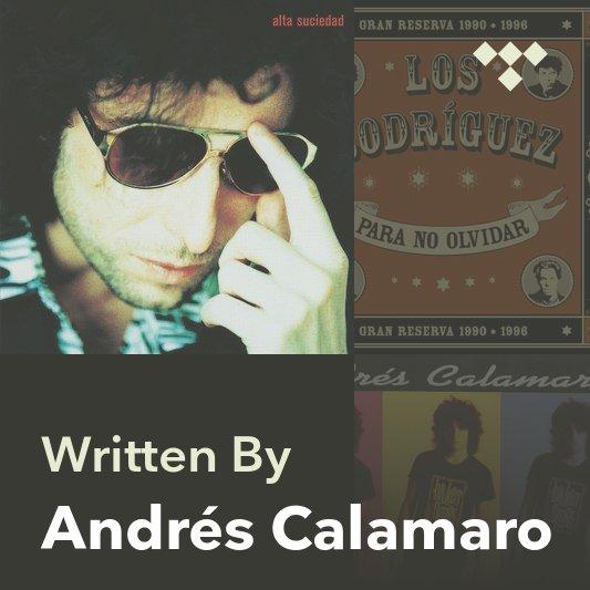 Songwriter Mix: Andrés Calamaro
