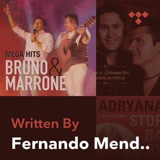 Songwriter Mix: Fernando Mendes