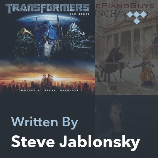 Songwriter Mix: Steve Jablonsky