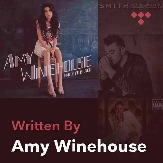 Songwriter Mix: Amy Winehouse
