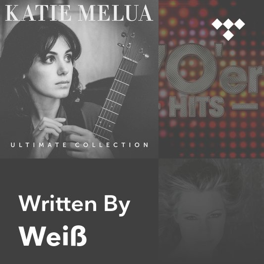 Songwriter Mix: Weiß