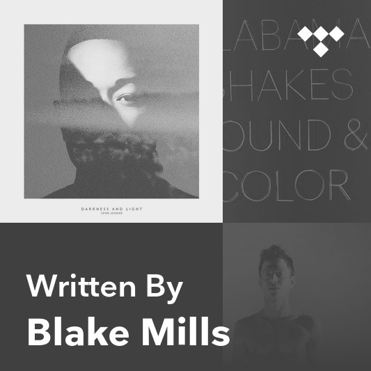 Songwriter Mix: Blake Mills
