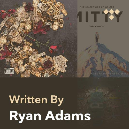 Songwriter Mix: Ryan Adams