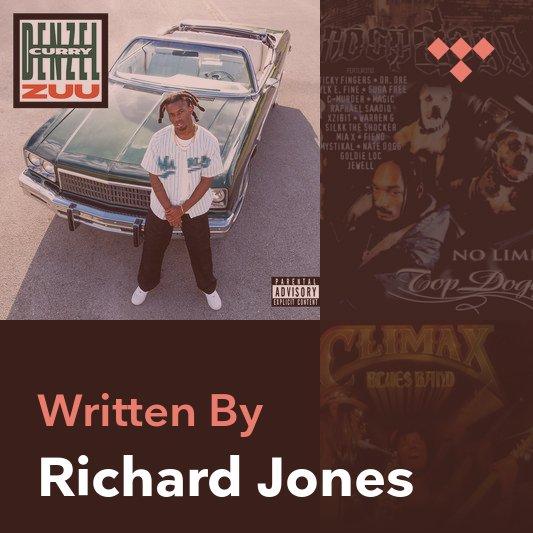 Songwriter Mix: Richard Jones