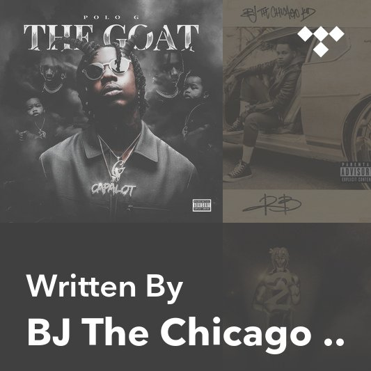 Songwriter Mix: BJ The Chicago Kid