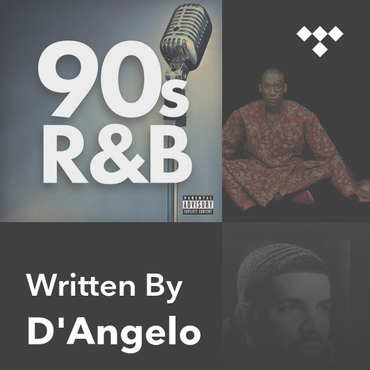 Songwriter Mix: D'Angelo