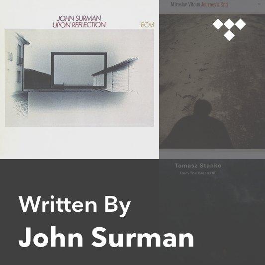 Songwriter Mix: John Surman