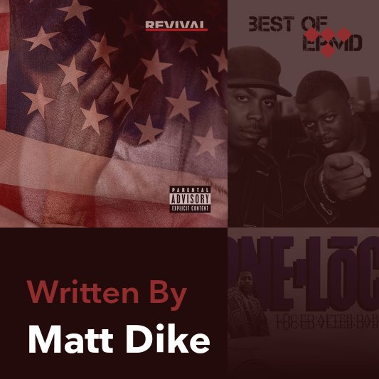 Songwriter Mix: Matt Dike