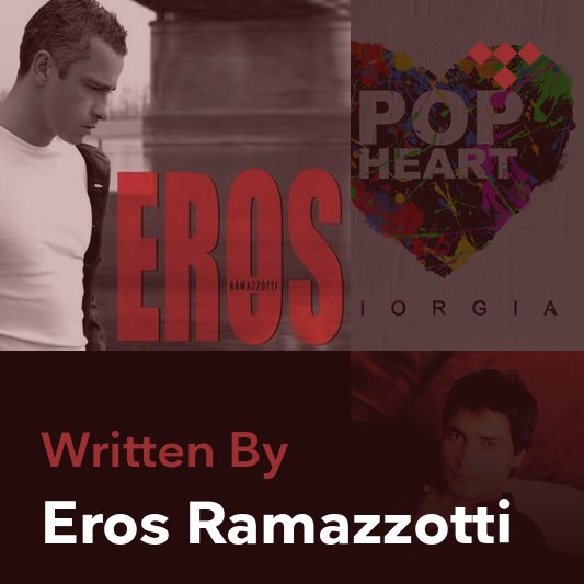 Songwriter Mix: Eros Ramazzotti