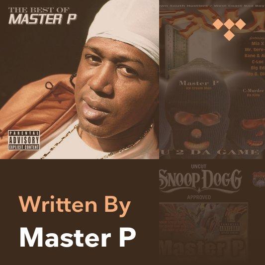 Songwriter Mix: Master P