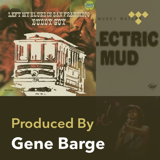 Producer Mix: Gene Barge