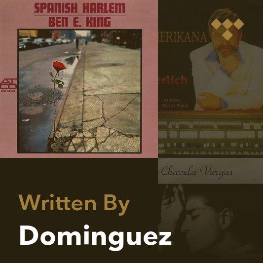 Songwriter Mix: Dominguez
