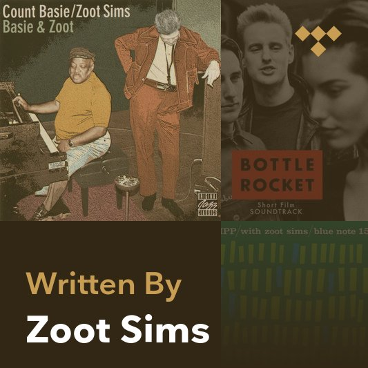 Songwriter Mix: Zoot Sims