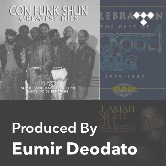 Producer Mix: Eumir Deodato