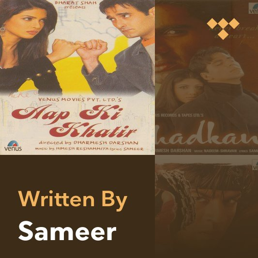 Songwriter Mix: Sameer