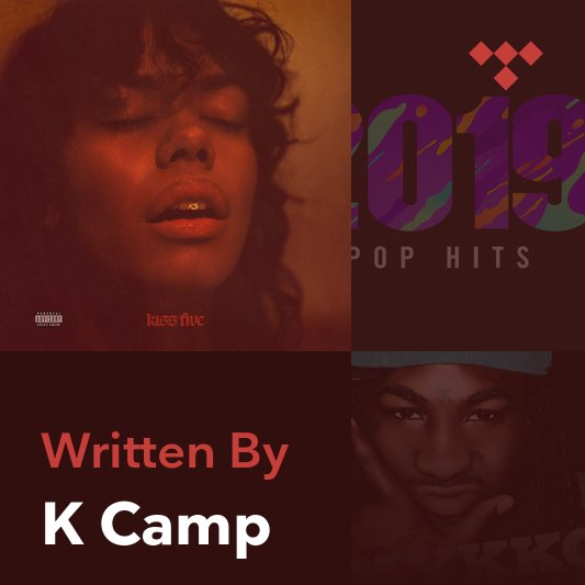 Songwriter Mix: K Camp