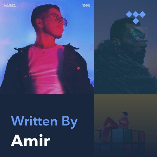 Songwriter Mix: Amir