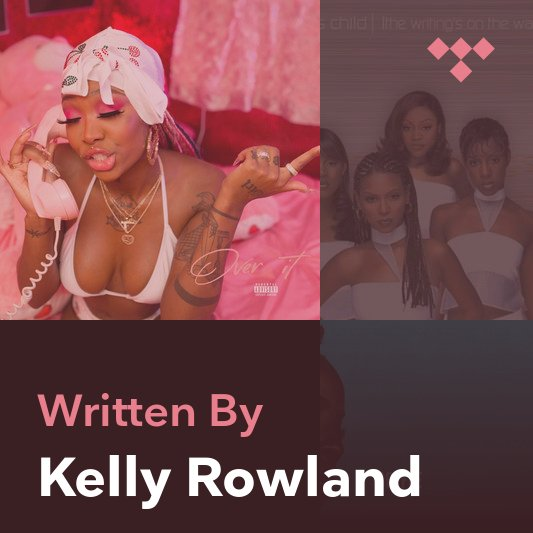 Songwriter Mix: Kelly Rowland