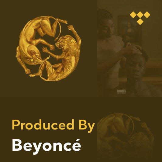 Producer Mix: Beyoncé