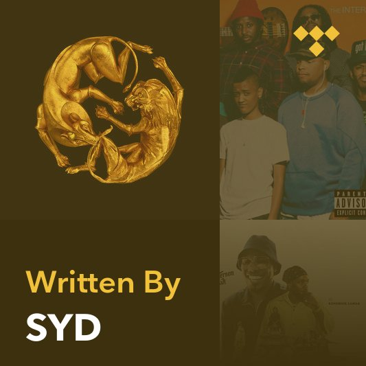 Songwriter Mix: SYD