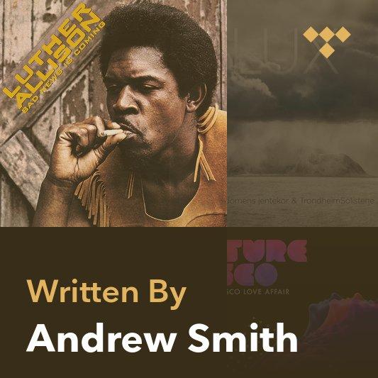 Songwriter Mix: Andrew Smith