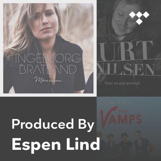 Producer Mix: Espen Lind