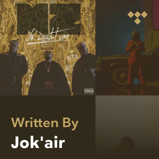 Songwriter Mix: Jok'air