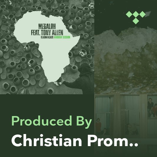 Producer Mix: Christian Prommer