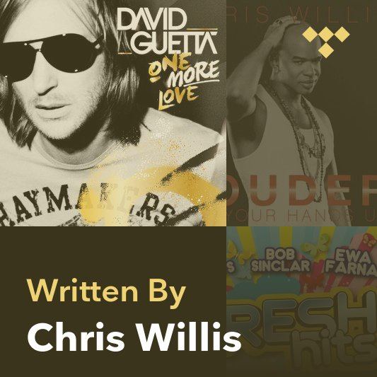 Songwriter Mix: Chris Willis