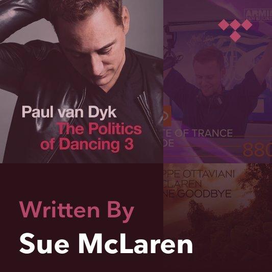 Songwriter Mix: Sue McLaren