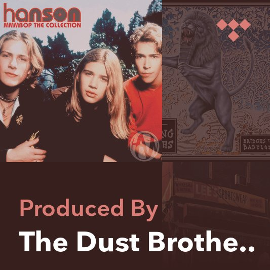 Producer Mix: The Dust Brothers