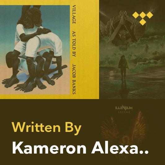 Songwriter Mix: Kameron Alexander